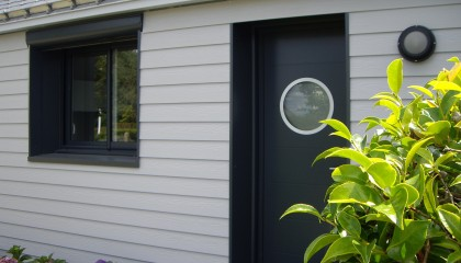 ITE Menuiserie - fenêtre PVC