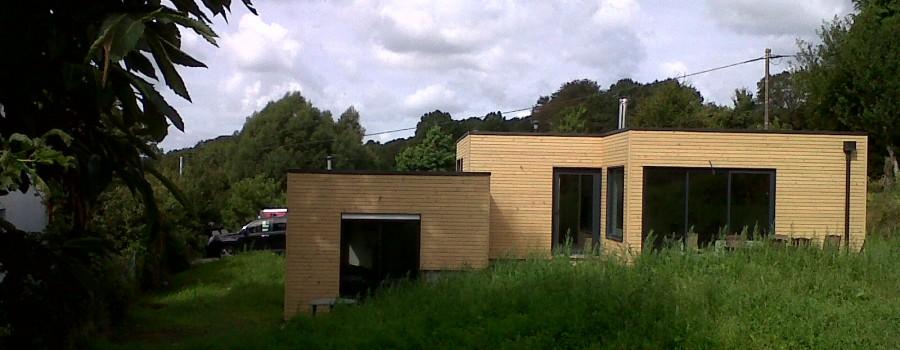 toitures plates terrasses. Black Bedroom Furniture Sets. Home Design Ideas